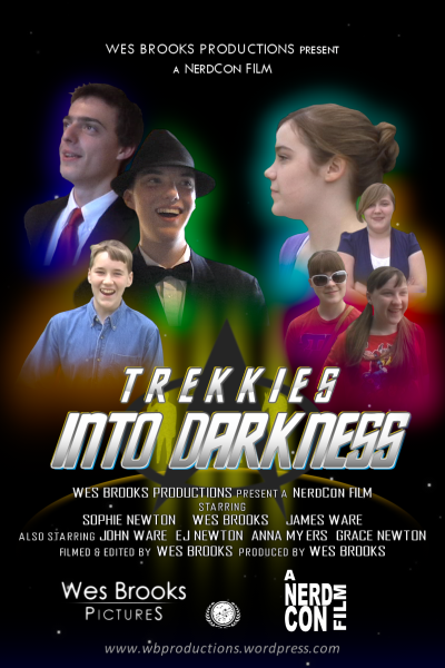 Trekkies Into Darkness Full Cast Poster