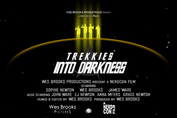 Trekkies Into Darkness Supplemental Wide Teaser Poster