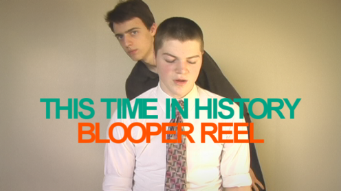 This Time in History - The Battle of Gettysburg Blooper Reel thumbnail