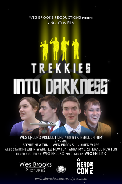 Trekkies Into Darkness Main Feature poster
