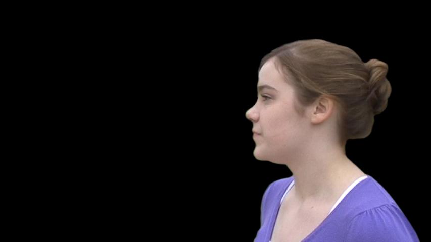 Sophie 3 cutout