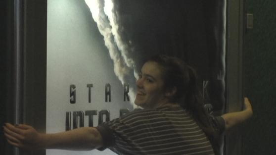 Sophie Embraces Poster alternate