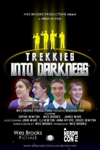 Trekkies Into Darkness Main Feature Alternate halfsize
