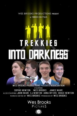 Trekkies Into Darkness main poster
