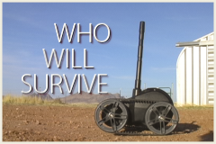 Who Will Survive test graphic