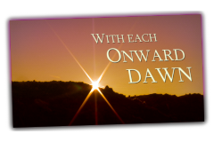 With Each Onward Dawn widget icon